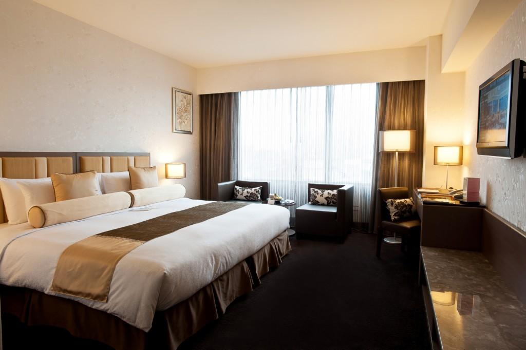 台北花園大酒店精緻客房 Superior Room