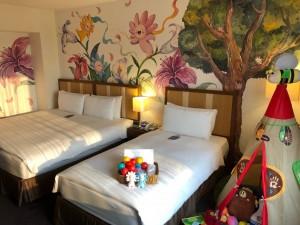台北花園大酒店 花比親子主題房 -2
