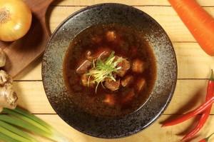 天成飯店集團 世貿國際會館 主廚私房湯品(冷凍熟食真空包) 紅燒牛肉湯肉湯