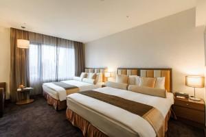 天成飯店集團 台北花園大酒店 溫馨家庭房