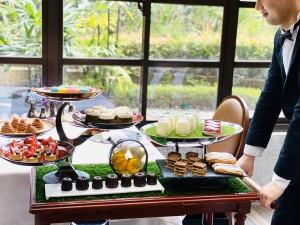 台北花園大酒店 PRIME ONE牛排館 桌邊服務甜點車 2