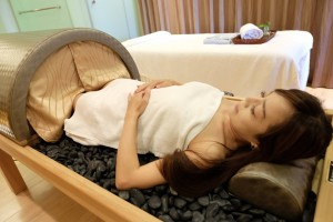 天成飯店集團 台北花園大酒店 花園SPA 岩盤浴