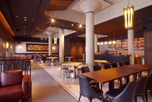 天成飯店集團 華山町餐酒館 座位區