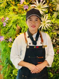 20200730 台北花園大酒店 花園 thai thai泰籍主廚 Pratchayaporn Wangpratchayanont