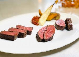 台北花園大酒店 PRIME ONE 牛排館 主菜 牛肉三重奏