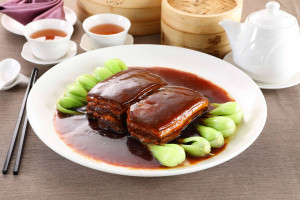 天成飯店集團 寧式功夫東坡肉