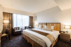 台北花園大酒店 精緻客房-一大床