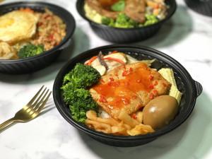 台北花園大酒店-翠庭外帶餐車「五星外賣 饗好食光 」每日現做餐盒