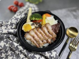 2021 天成飯店集團 星級美味便當 台北花園大酒店 艋舺經典燒肉便當