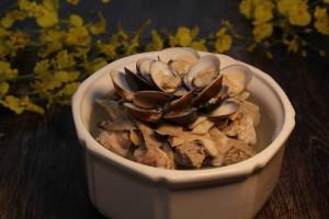天成飯店集團 翠庭-星級燉湯-軟骨蛤蠣盅 680元