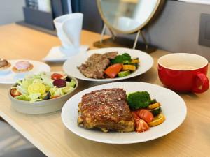 台北花園大酒店 饗聚廚房精選套餐(餐點送房服務)