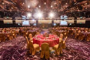 天成飯店集團 世貿國際會館 宴會廳