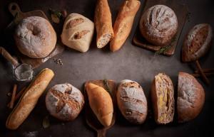 台北花園大酒店 花比麵包坊 歐式麵包
